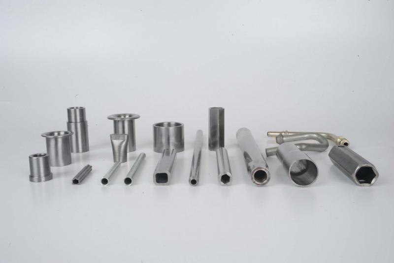Distribuidora de tubos de aço