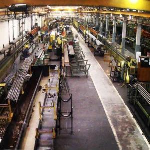 Empresa de tubos de aço